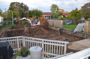 Digging, digging, digging